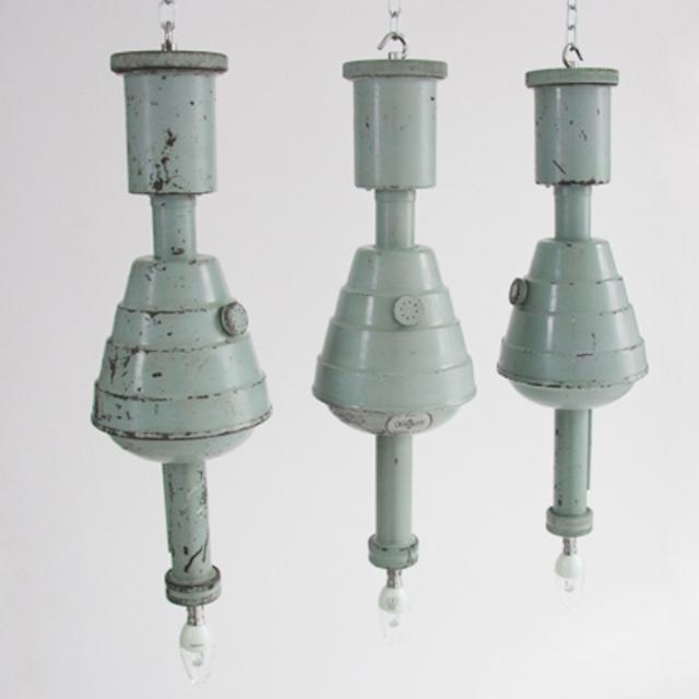 Vintage lights by Skinflint design