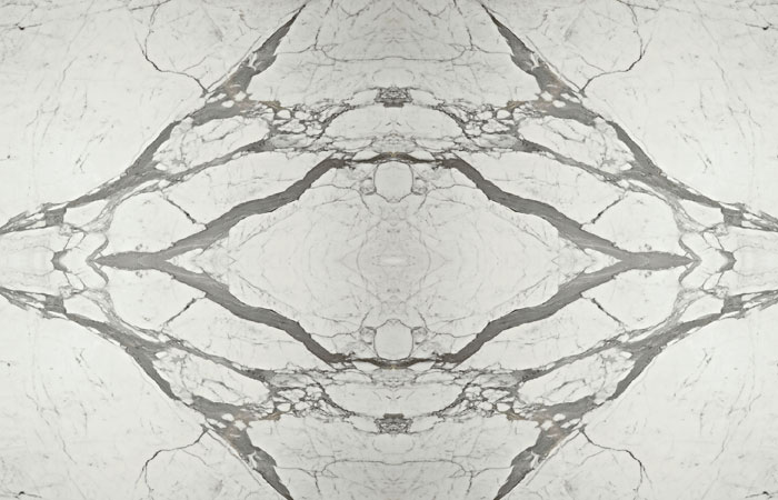 Lapicida quarter matching stone marble