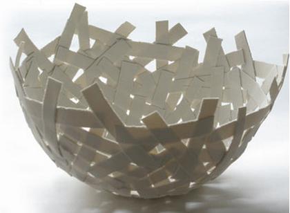 Fanny Laugier Porcelain, Maison et Objet, Porcelain, Ceramics, Sculpture  Maison et Objet: Hottest Highlights! Bandelette SS