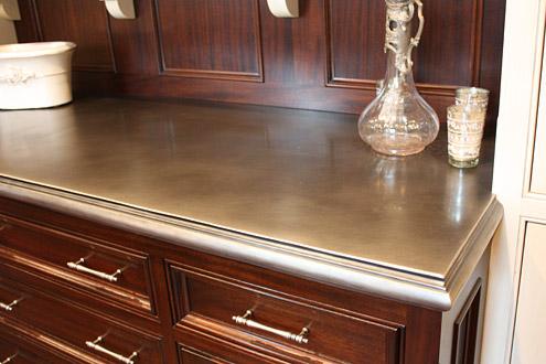 KBIS, NKBA, steel, pewter, kitchen, interior design, green