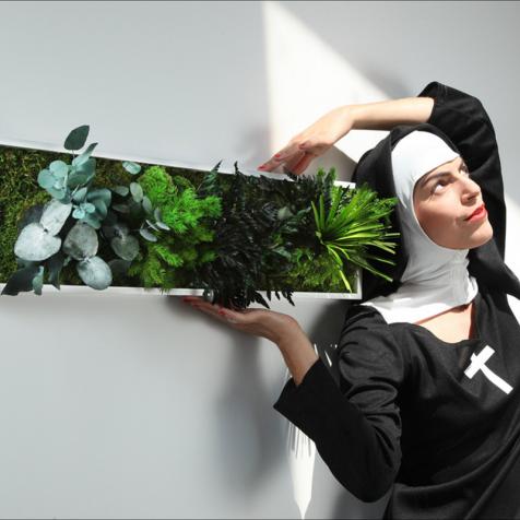 maison et objet, design show, interior design, blogtour, flowerbox, art