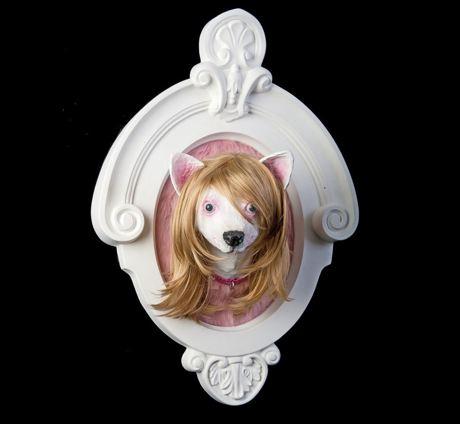 Vivienne Maun, art, maison et objet, sculpture, blogtour cologne, humorous, animals