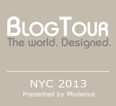 BlogTour Badge NYC (tan & white)
