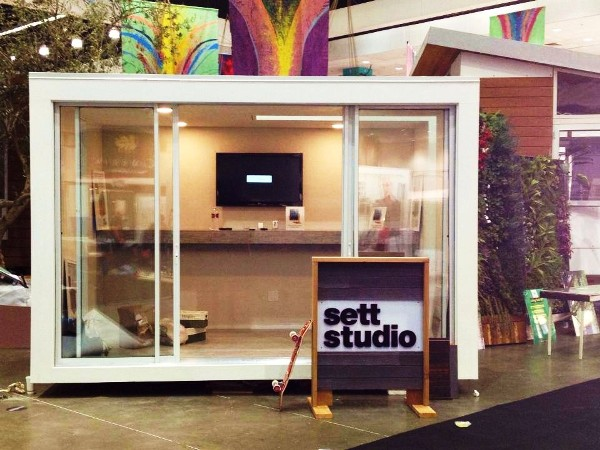 sett studio modular studio space