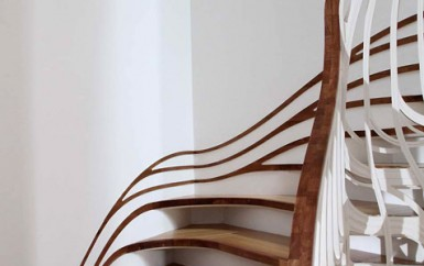 Sensualscape staircase