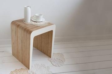 Hanna Francis Design Villuja Side Table