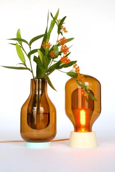 David Derksen Design Dewar Glassware