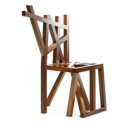 The ...  sc 1 st  Modenus & Design Junction: Nature Inspired Wood Chair Design by Vido Nori