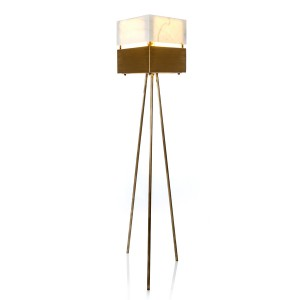 on. entropy aerial floor lamp