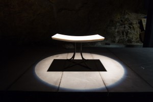 on.entropy Ra marble table