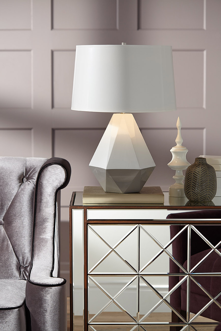 Attractive Lamps Plus Robert Abbey Delta Duo Collection