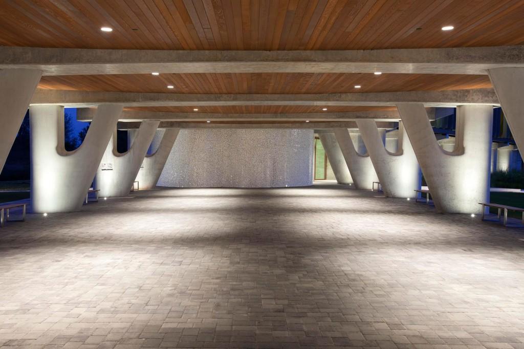 streamsong golf hotel modern architecture
