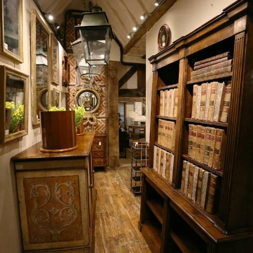 spencer swaffer antiques in sussex