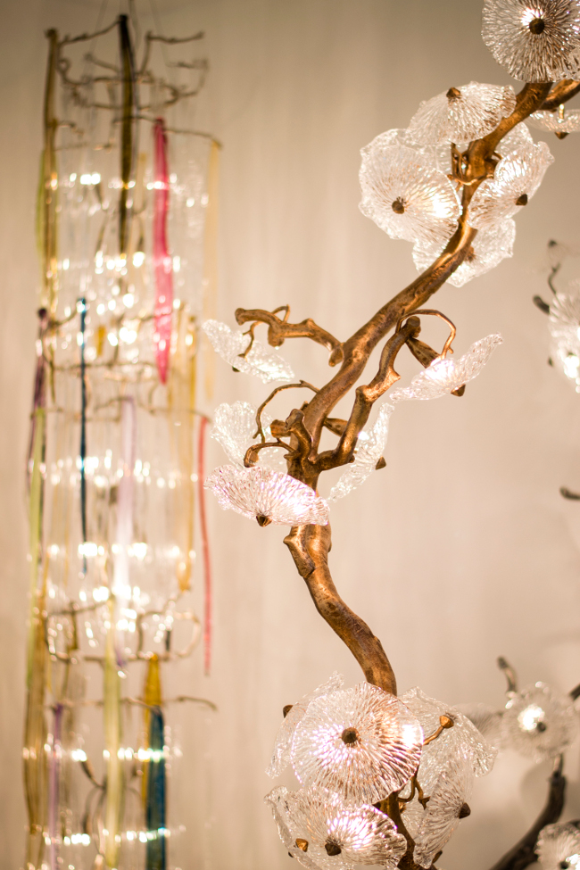 Serip Lighting from Portugal at Decorex