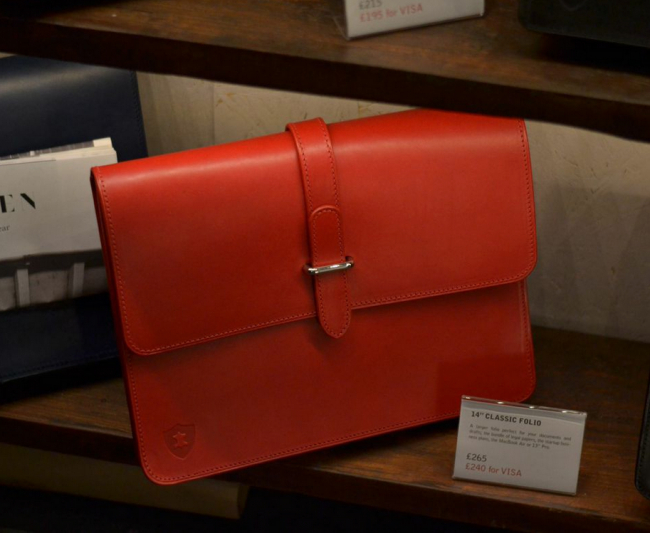 Holdall & Co Leather Goods