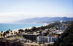 Santa Monica View penthouse california beach