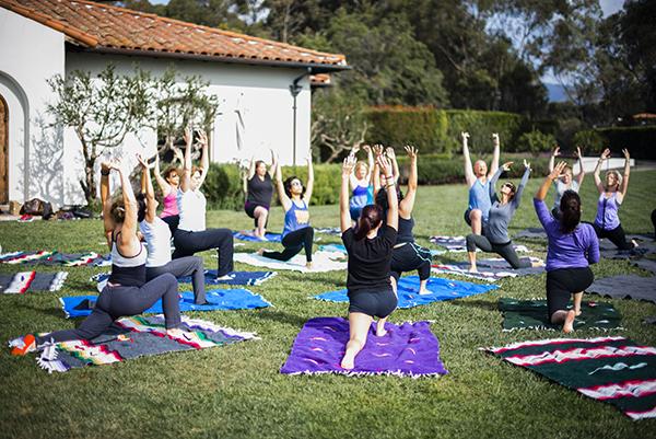 yoga bacara resort spa santa barbara blog tour california