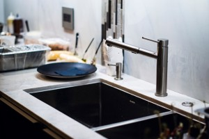 Blanco Sink and Faucet
