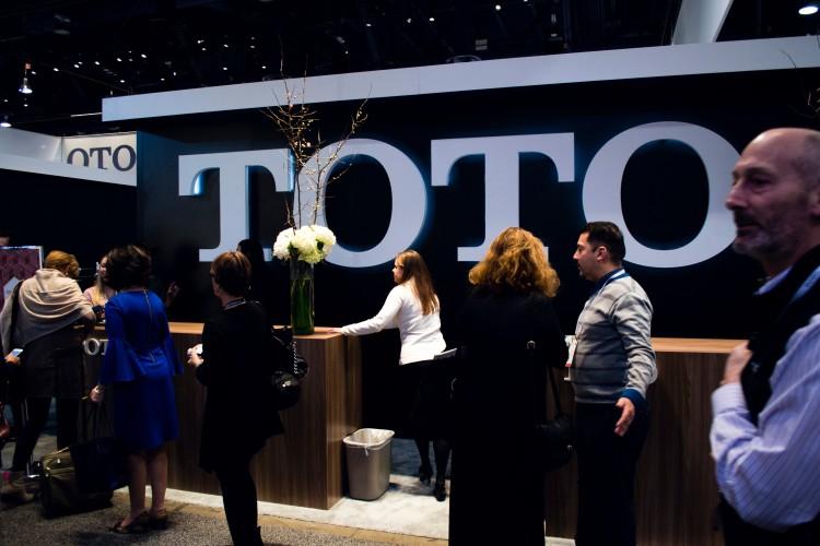 BlogTour Vegas Sponsor Highlights: TOTO - Interior Design