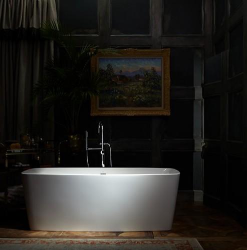 #DXVTopSecret Reveal: Designs that tells a story  - Bath Design
