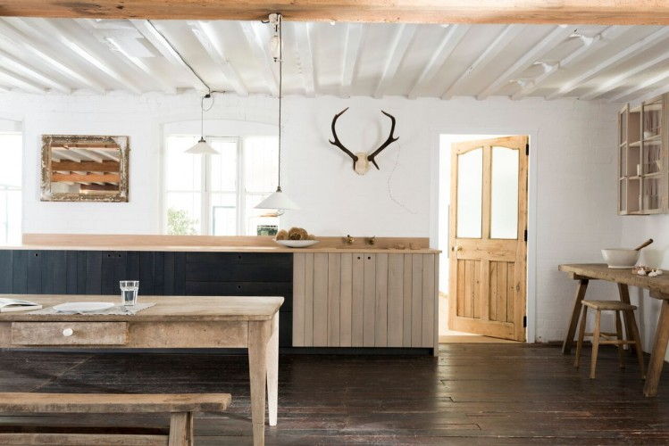Sebastian Cox and Devol Kitchens - A perfectly unfitted fit  - Kitchen design
