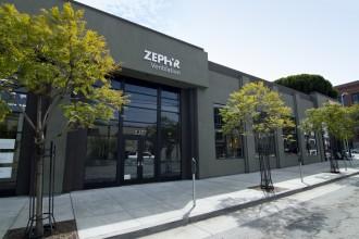 Zephyr Ventilation SF Showroom