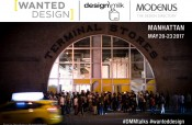 #DMMTalks Lounge hosted by Modenus and Design Milk at Wanted Design