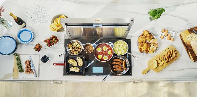 36-inch-Freedom Induction Cooktop