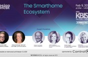 Design Uncut at KBIS Virtual 2021: The Smarthome Ecosystem