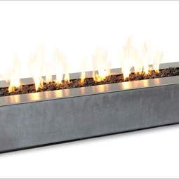 Robata Linear Outdoor Fire by Paloform
