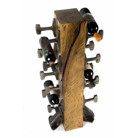 Rail Yard Studios Wine Rack by Rail Yard Studios