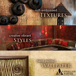 Wallpaper Collage by Vahallan Papers