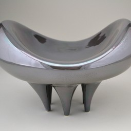 Pleasingly Plump Bowl by eric boos