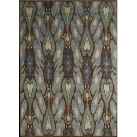 ikat collection by FRENCH ACCENTS RUGS AND TAPESTRIES, INC.