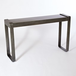 Aalto Console-Antique Zinc by Studio A