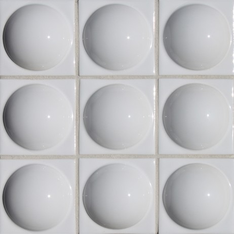 3 X 3 Bubble by Clayhaus Ceramics