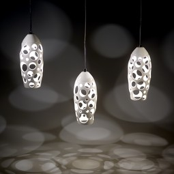 Halo Pendant Lighting by Ross Edwards Design
