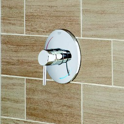 Concetto Pressure Balance Valve Trim by GROHE America