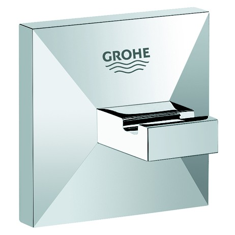 Allure Brilliant Robe Hook by GROHE America