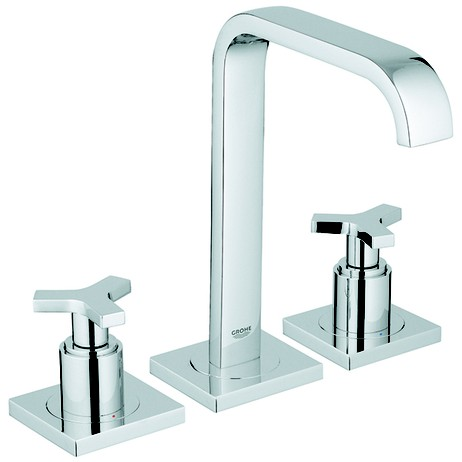 Allure Three-Hold Basin Mixer by GROHE America
