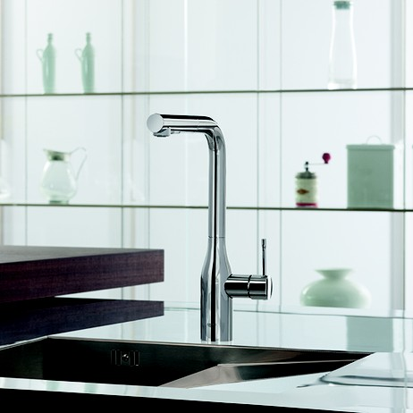Essence Single Lever Kitchen Faucet by GROHE America