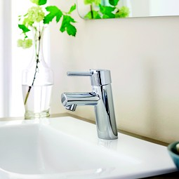 Concetto Lavatory Centerset Faucet by GROHE America