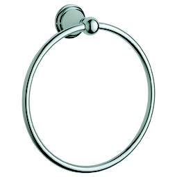 Geneva Towel Ring by GROHE America