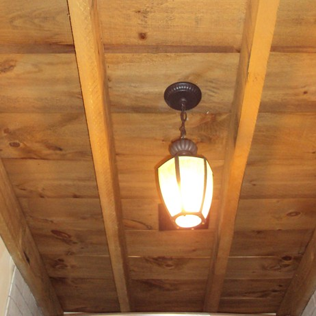 EdmundTerrence Barn Style Ceiling by Edmund Terrence LLC