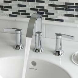 Berwick Widespread Bathroom Faucet with Lever Handles by American Standard