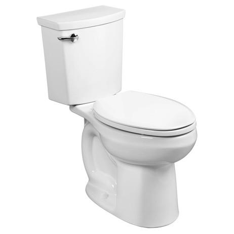 H2Optimum Siphonic Right Height Elongated Toilet by American Standard