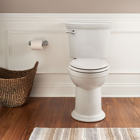 Esteem VorMax Right Height Elongated Toilet - 1.28 gpf by American Standard