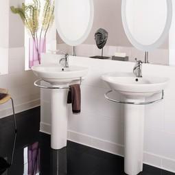 Ravenna 24 Inch Pedestal Sink. American Standard
