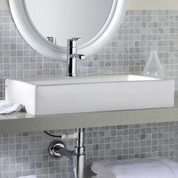 Studio Above Counter Rectangular Sink by American Standard