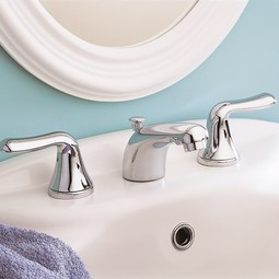 Colony Soft 2-Handle 8 Inch Widespread Bathroom Faucet by American Standard